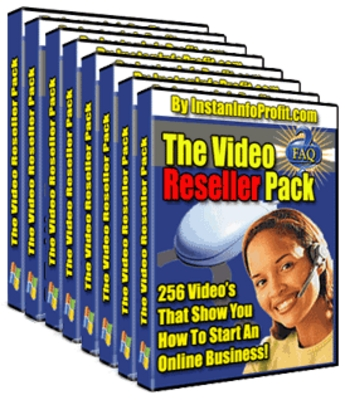 Product picture Internet Marketing 256 How to Videos Tutorial Pack
