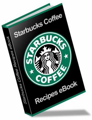Product picture Starbucks Coffee & Dessert Recipes eBook